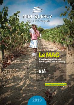 Le Mag Pays Midi-Quercy